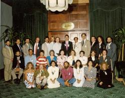 20-Year Reunion, Red Oak, 1987